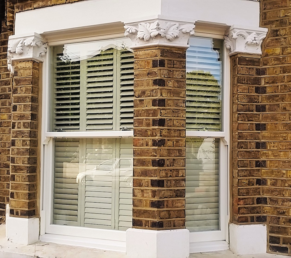 PVCU Heritage Double Glazing
