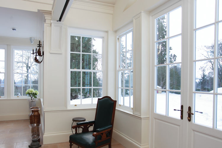 Timber Heritage Window