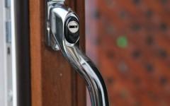 Timber Window: Casement handles