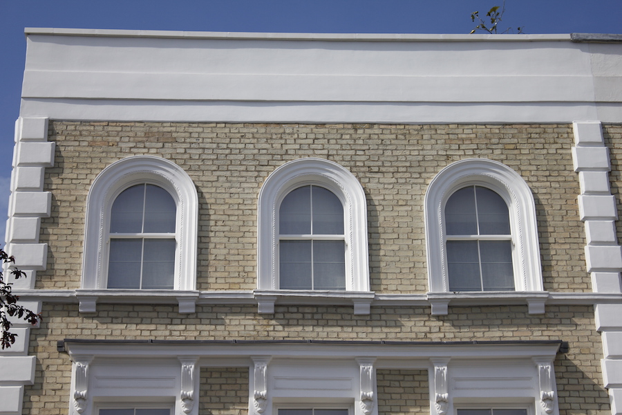 Timber Arched sashes