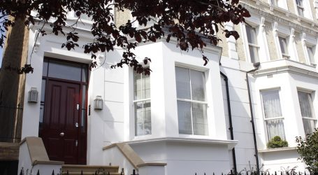 Sash Windows in Kensington