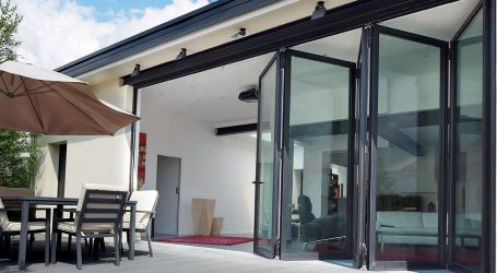 Bifold doors Entertaining