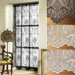 sash windows net curtains