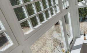 Double Glazed Heritage PVC