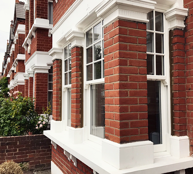 Sash Windows Brixton